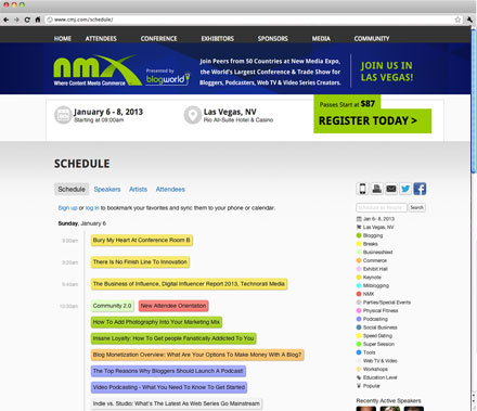 NMX: Where Content Meets Commerce